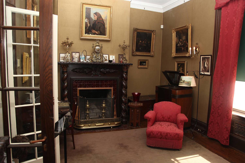 Sara Roosevelt's office