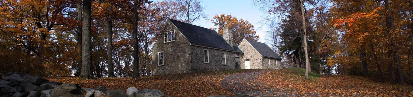 Top Cottage in fall