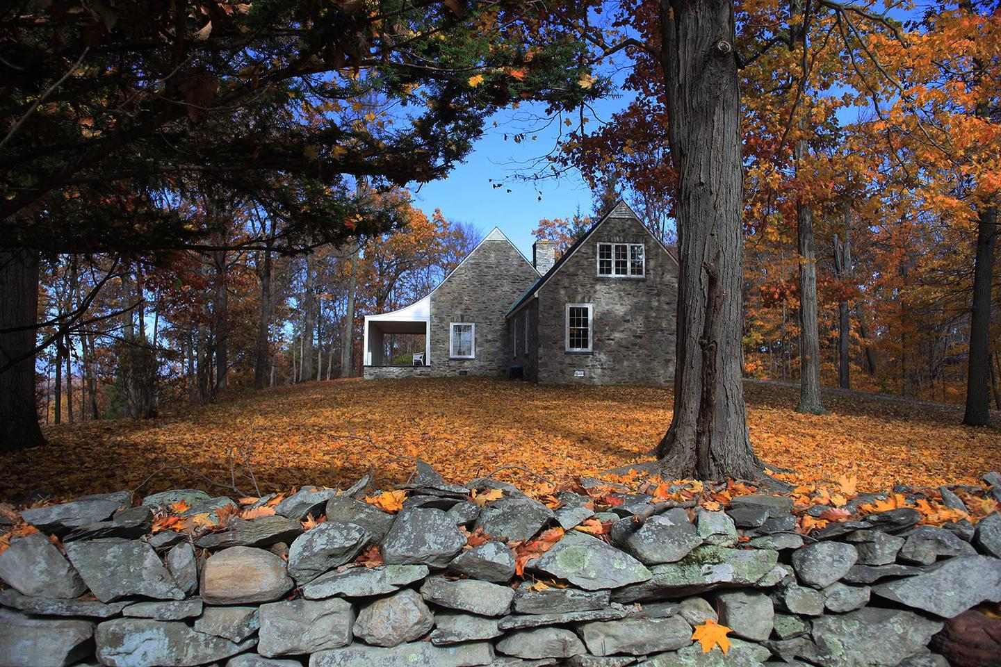 Top Cottage in Autumn