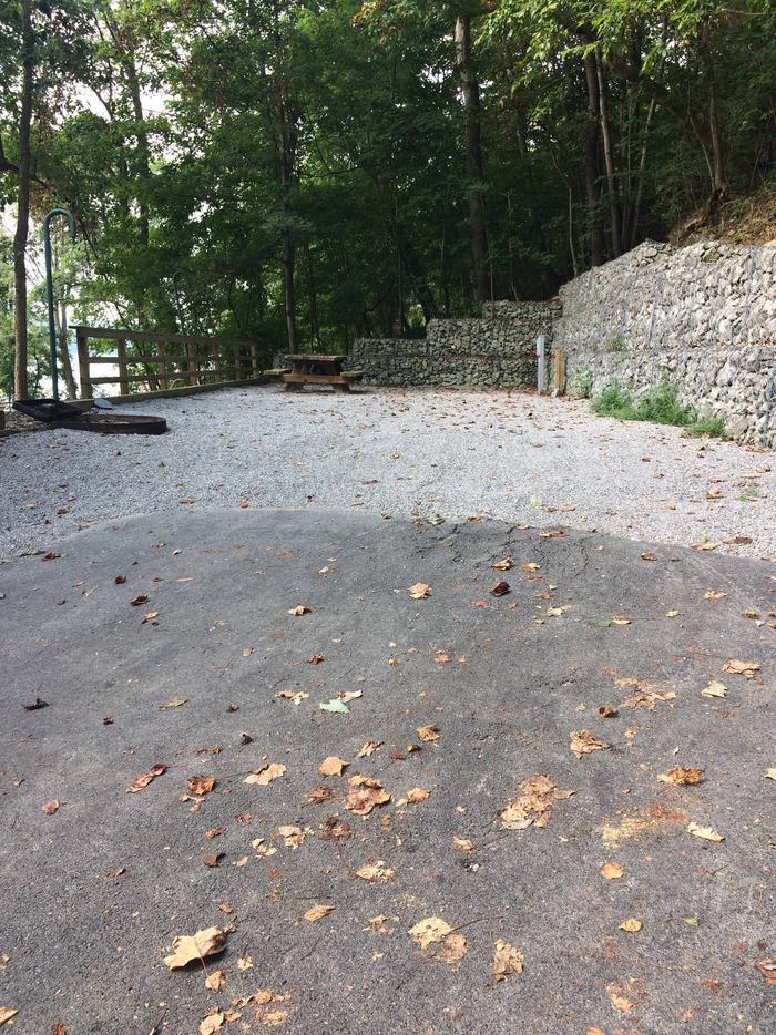 Waitsboro CampgroundSite 15