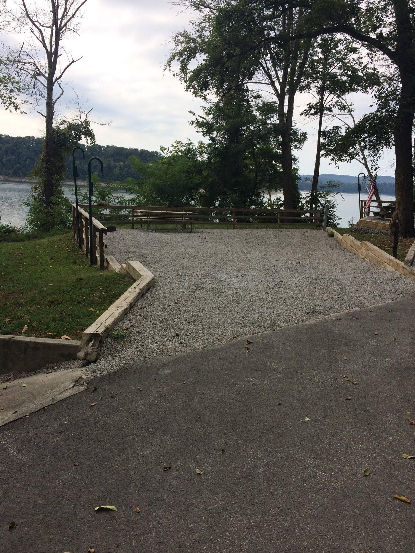 Lakefront siteSite 3