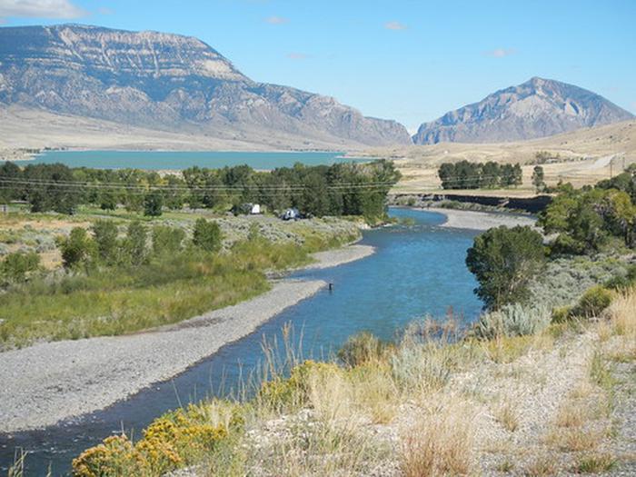 Shoshone River Photo