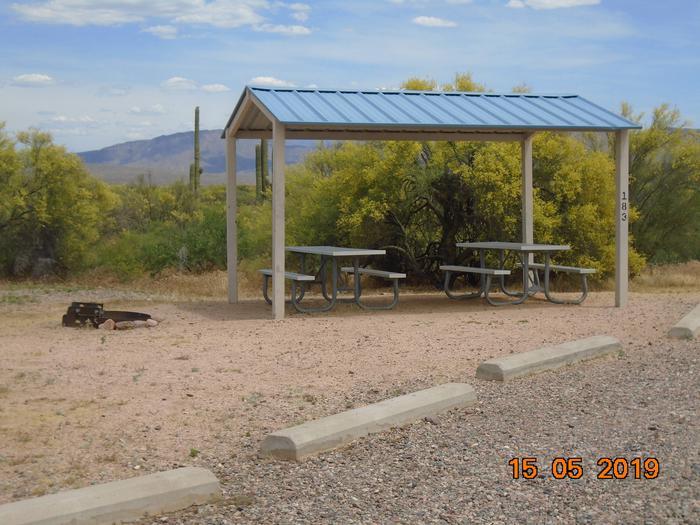 Campsite 183Schoolhouse Campground