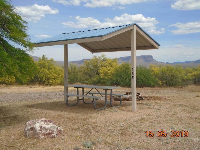 Campsite 185Schoolhouse Campground