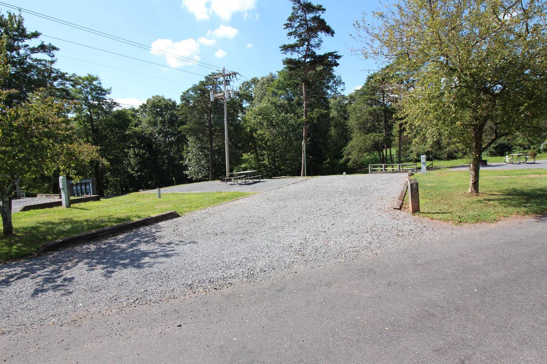 Ridge CampCamp site 2
