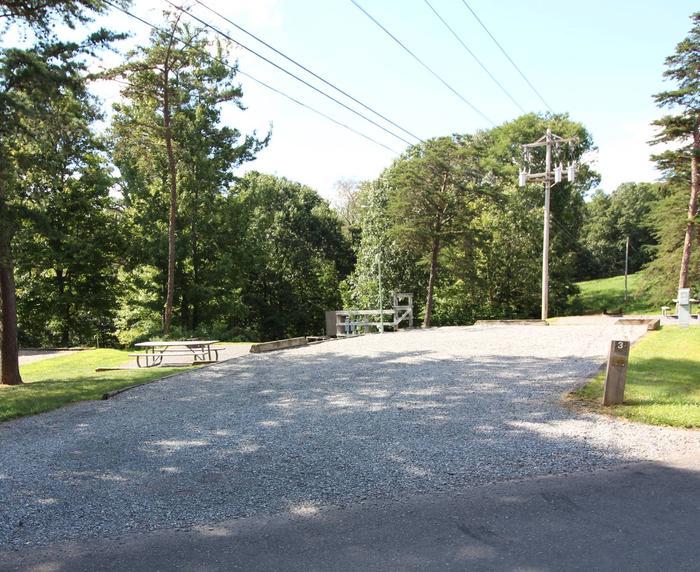 Ridge Camp Site 3