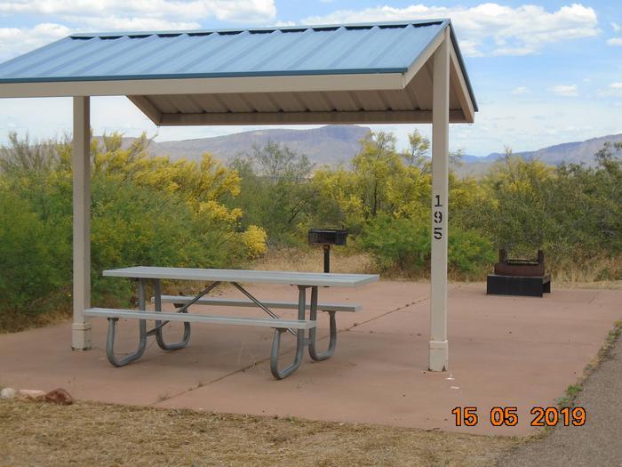 Campsite 195Schoolhouse Campground
