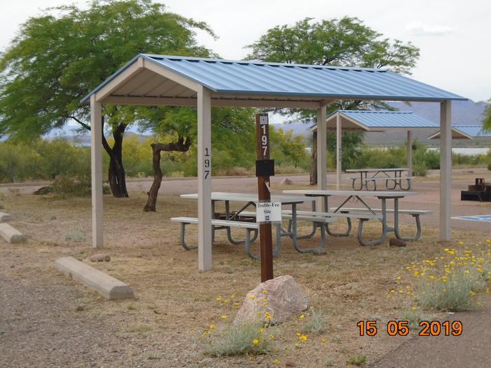 Campsite 197Schoolhouse Campground