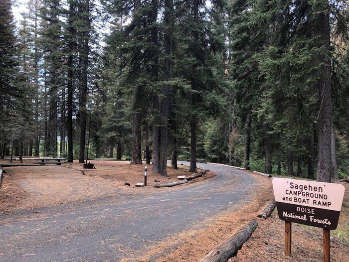 Sage Hen Campground
