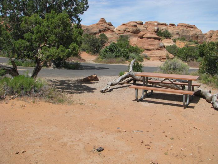 Site 012Pull-Through Site