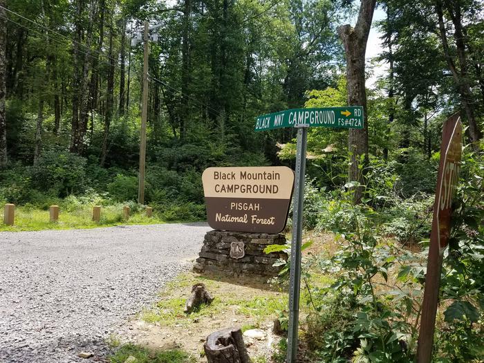 Black Mountain Campground