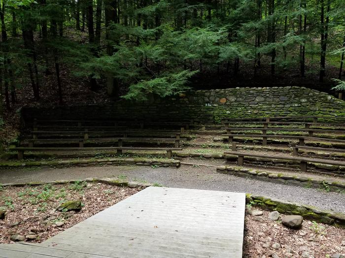 Amphitheater seatingAMPTHITHEATER SEATING