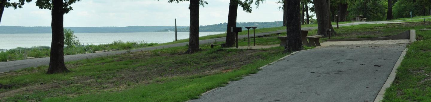 Site 89 is a popular site located near the boat ramp and courtesy dock.Site 89 - Taylor Ferry