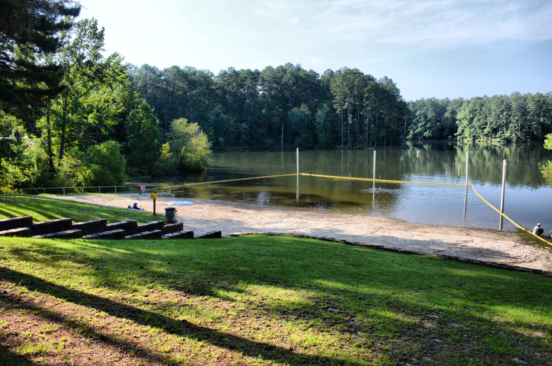 Swim Beach.  Payne Campground.Payne Campground swimming beach.