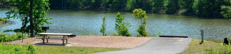 Payne Campground site 32