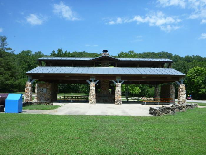 Pavilion at Tyler BendTyler Bend Pavilion