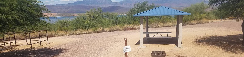 Fraizer Horse Camp Site 1Tonto Basin, AZ