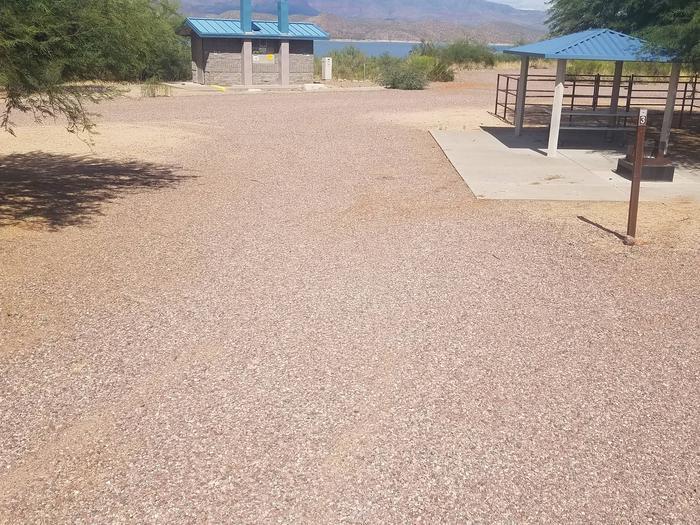Fraizer Horse Camp Site 3Tonto Basin, AZ