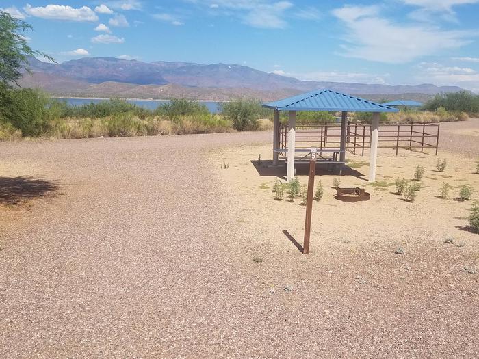 Fraizer Horse Camp Site 5Tonto Basin, AZ