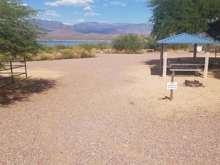 Fraizer Horse Camp Site 7Tonto Basin, AZ
