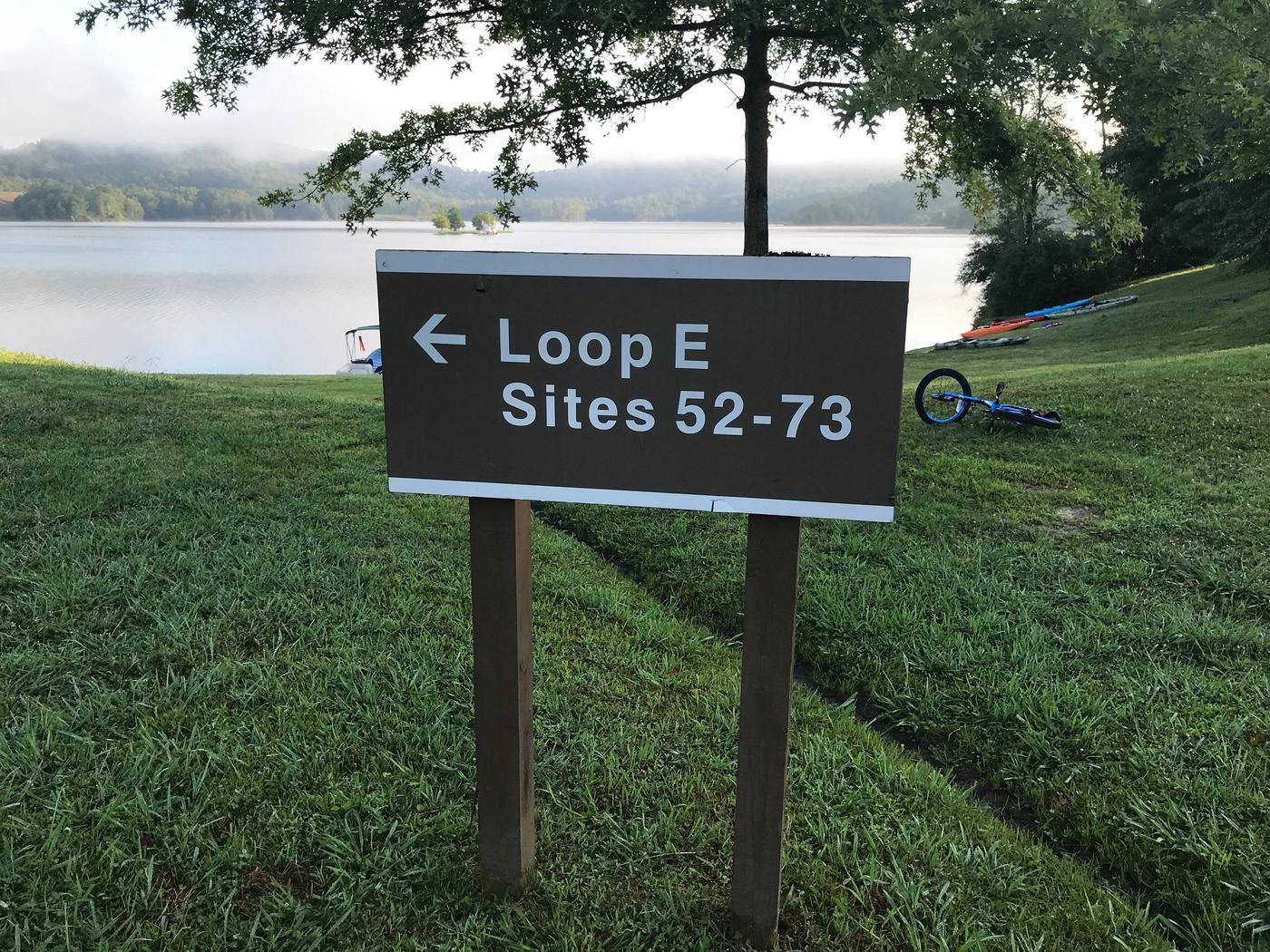 Loop E