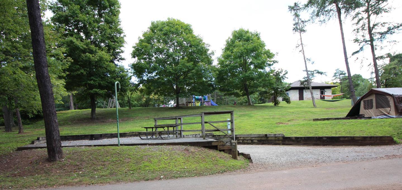 Campsite PictureSite 36