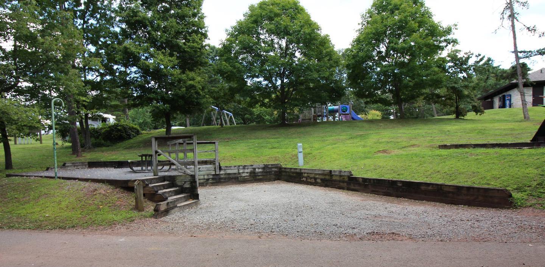 Ridge Camp. Site 36.