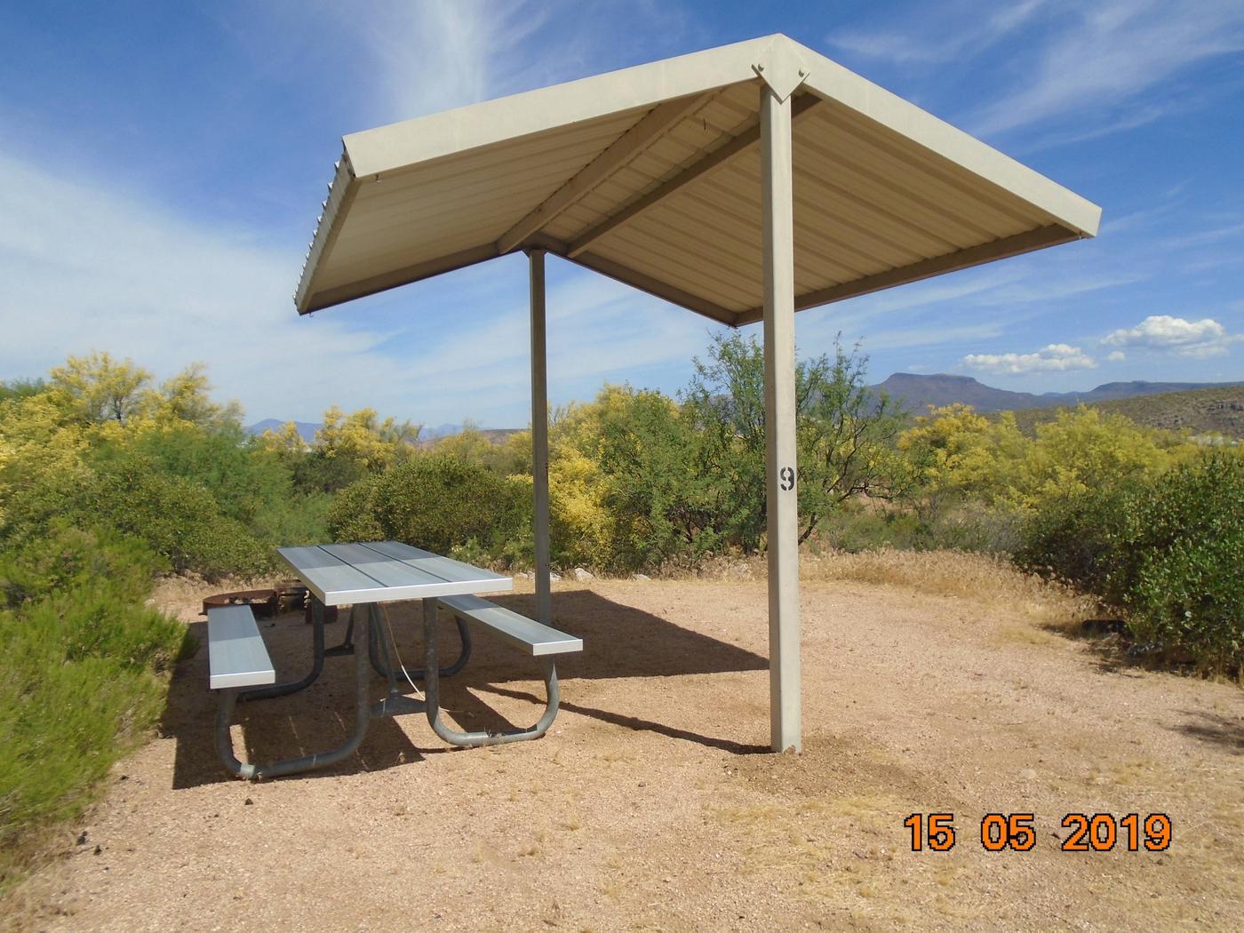 Campsite 9Windy Hill Campground