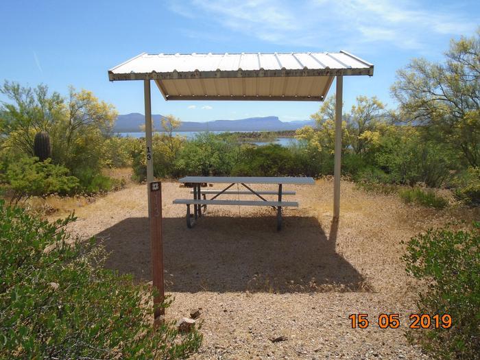 Campsite 13Windy Hill Campground