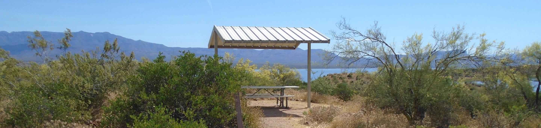 Campsite 15, Coati LoopWindy Hill Campground