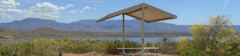 Campsite 23, Coati LoopWindy Hill Campground