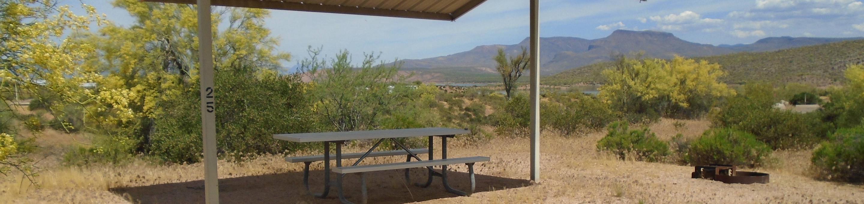 Campsite 25, Coati LoopWindy Hill Campground