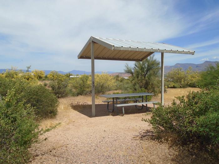 Campsite 27, Coati Loop Windy Hill Campground