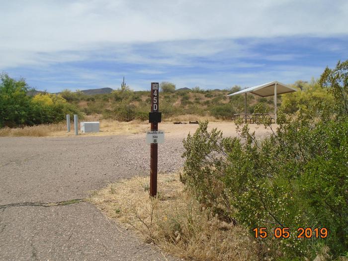 Campsite 45Windy Hill Campground