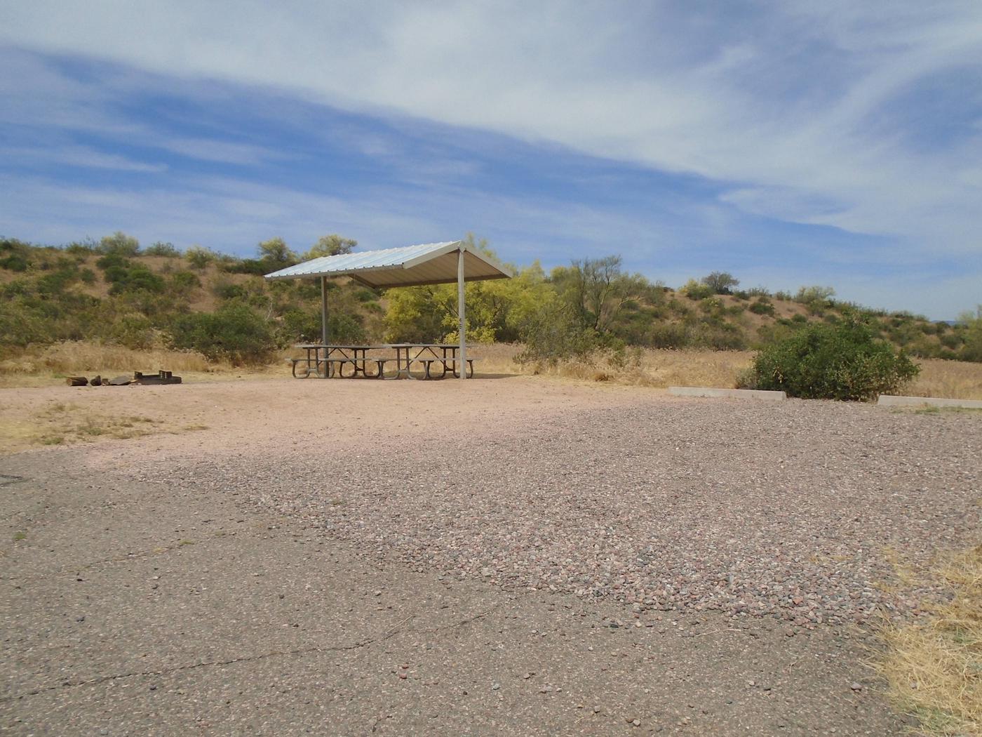 Campsite 45, Coati LoopWindy Hill Campground