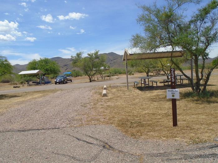 Campsite 235, Chipmunk LoopWindy Hill Campground