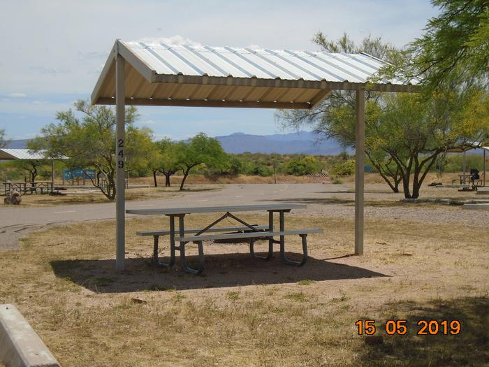 Campsite 249Windy Hill Campground