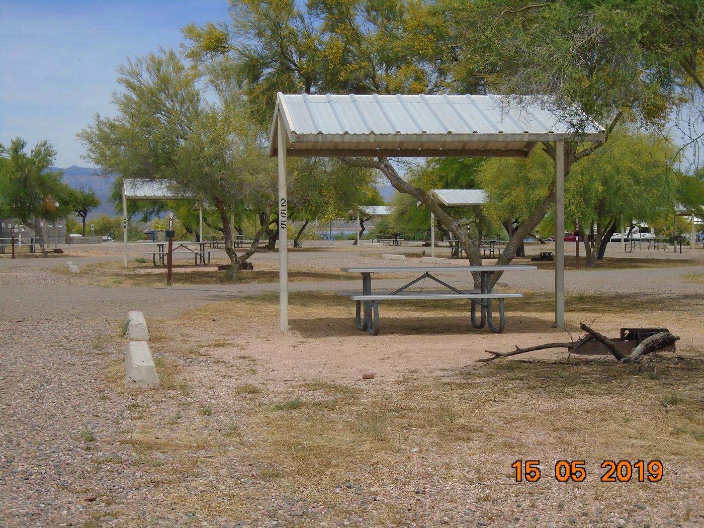 Campsite 255Windy Hill Campground
