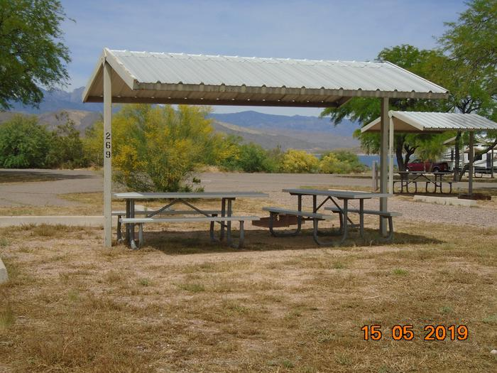 Campsite 269Windy Hill Campground