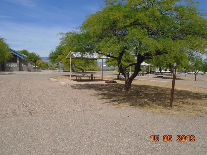 Campsite 273Windy Hill Campground