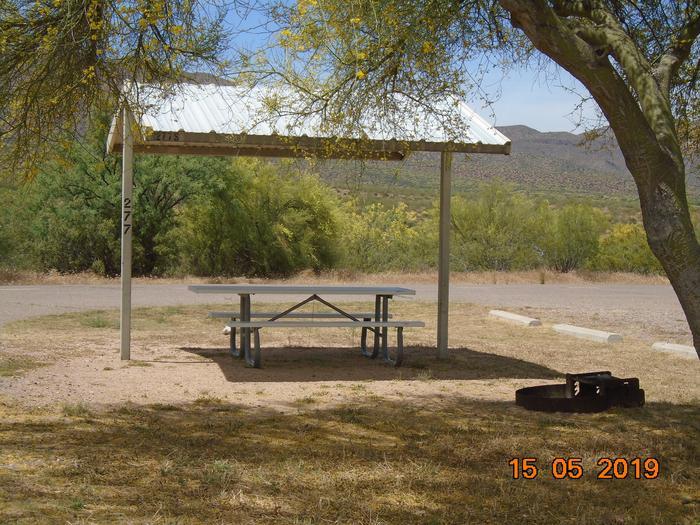 Campsite 277Windy Hill Campground