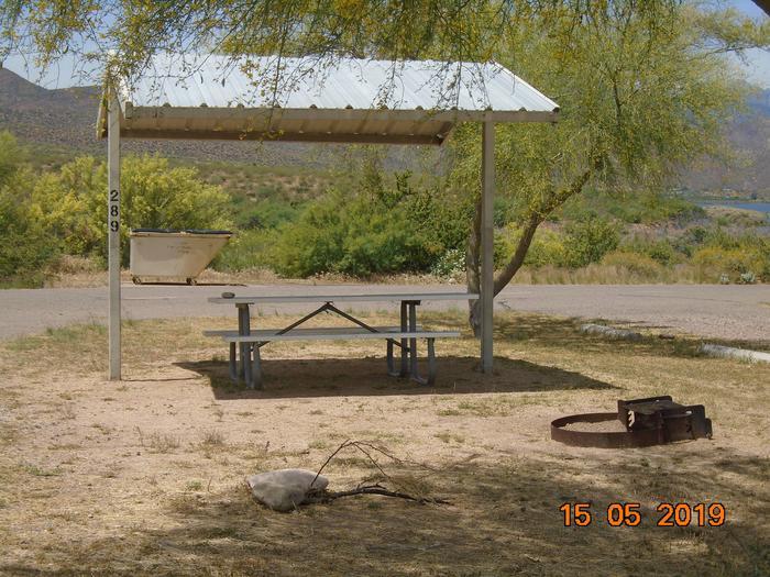 Campsite 289Windy Hill Campground