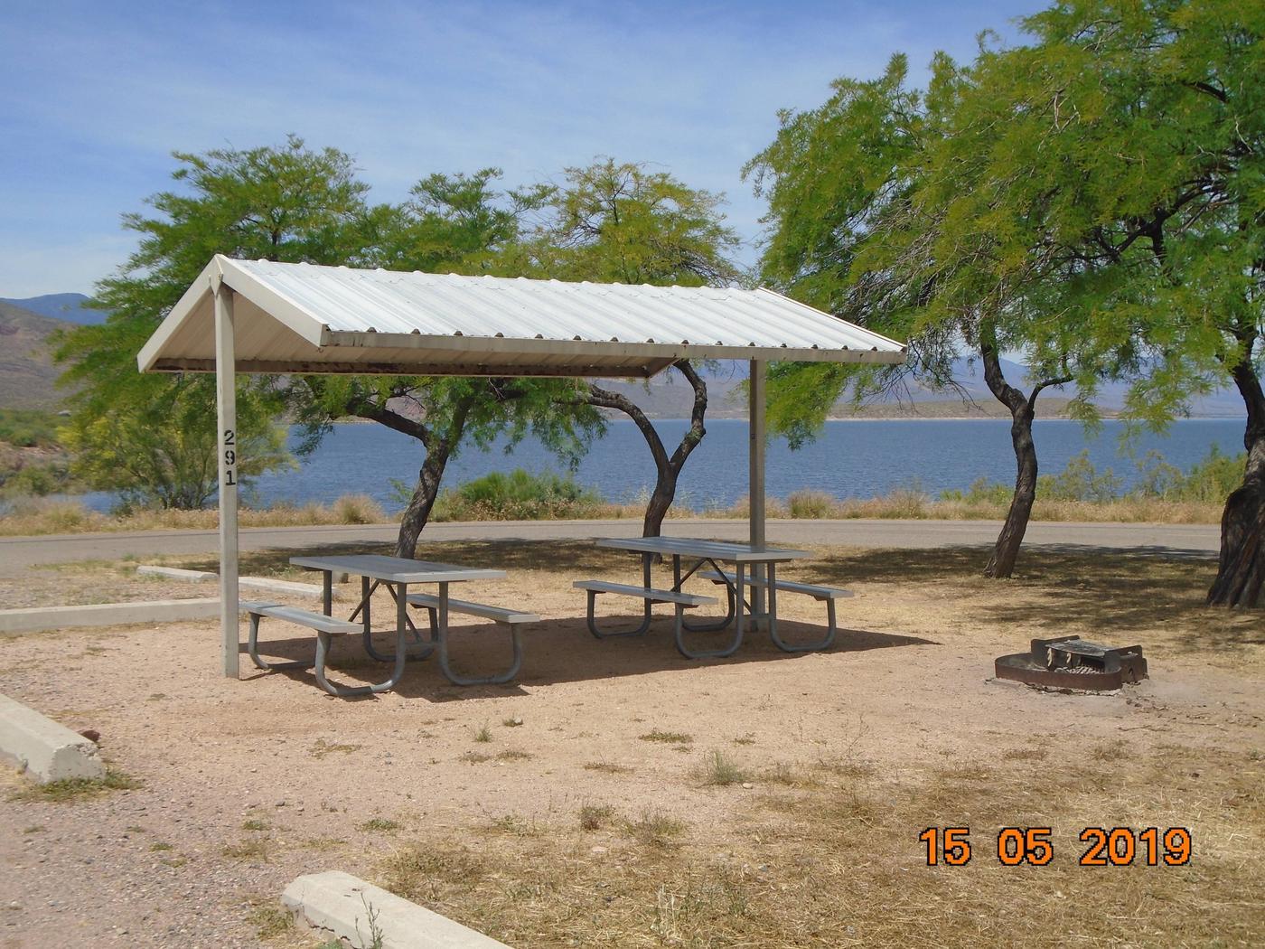Campsite 291Windy Hill Campground
