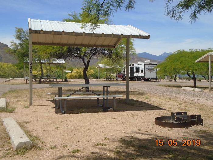 Campsite 301Windy Hill Campground