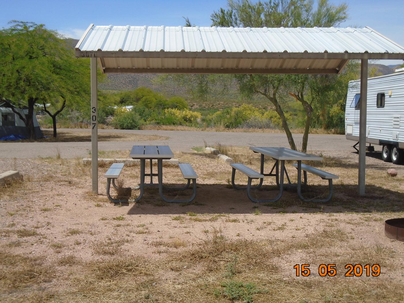 Campsite 307Windy Hill Campground