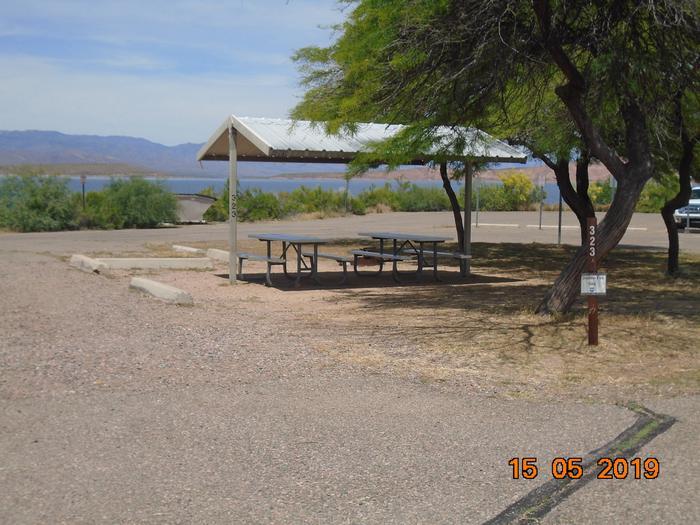 Campsite 323Windy Hill Campground