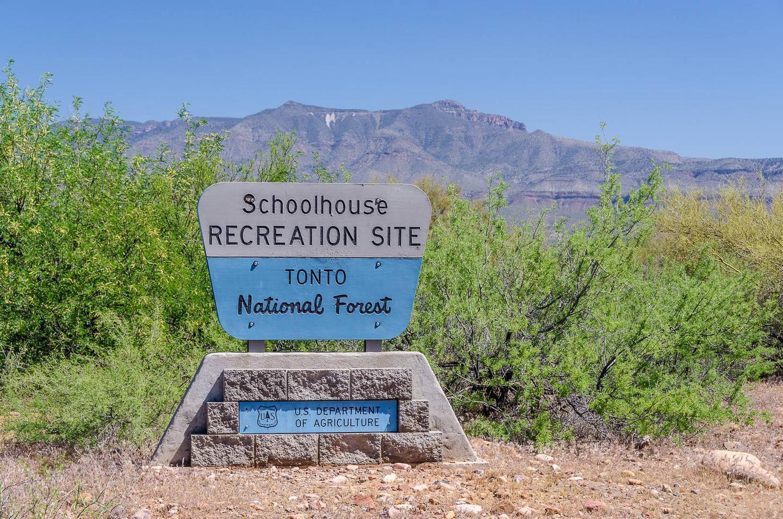 Schoolhouse Rec. SiteTonto Basin, AZ