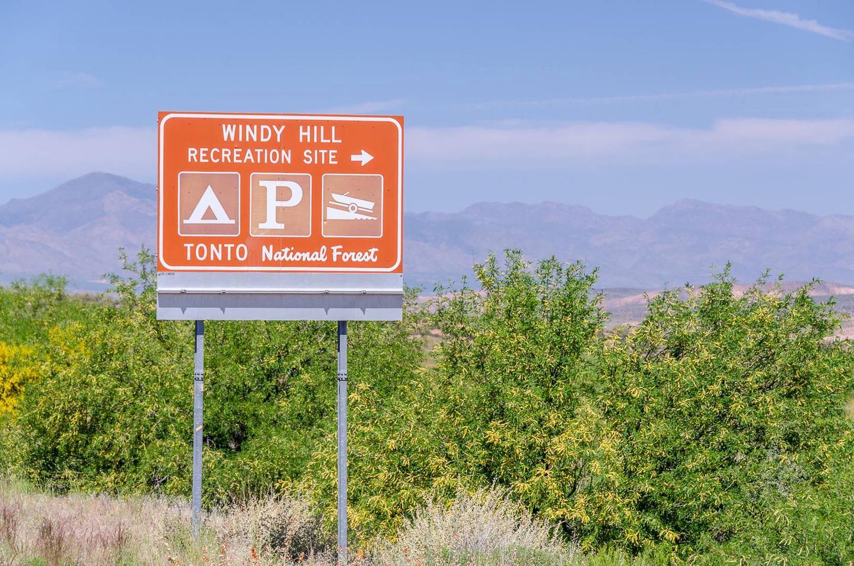 Windy Hill SiteTonto Basin, AZ