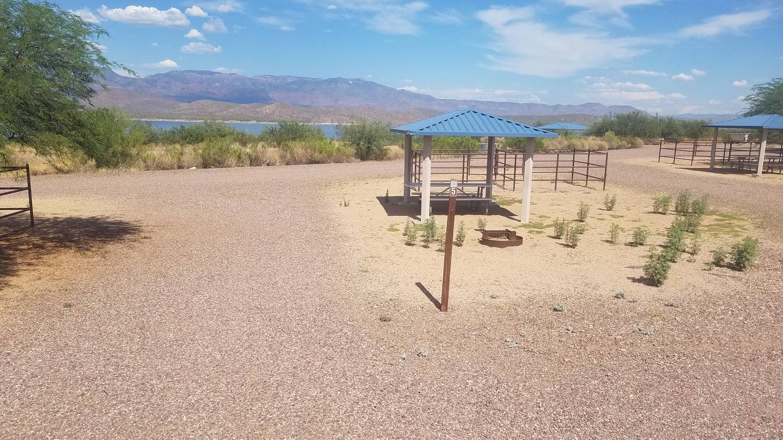 Fraizer Horse CampsitesTonto Basin, AZ