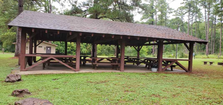 Sawmill Shelter